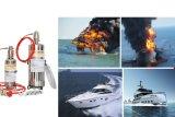Катера и яхты автоматические системы пожаротушения