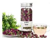 Garrafa plástica de boca larga para armazenamento de chá rosa (PPC-PPJ-11)