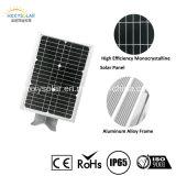 Im Freien PV-helle SolarSolarbeleuchtungsanlagen, die für Preis 3 Jahre Garantie-Solargarten-Leuchte-Bahn-Leuchte-festsetzen