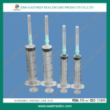 Beleg-Wegwerfspritze der Qualitäts-3-Parts Luer ohne Nadel