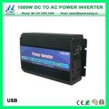 inversor modificado 1000W da potência de onda do seno com indicação digital (QW-M1000)