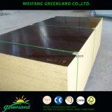 Película de Brown bambú de encofrado de madera contrachapada para la Construcción