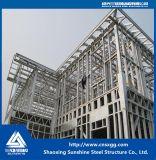 Vorfabriziertes industrielles Aufbau-Entwurfs-Stahl-Haus