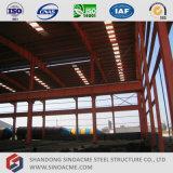 Prefabricados Sinoacme Taller de la estructura de acero pesado