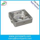 Kundenspezifisches CNC-Präzisions-Aluminium-maschinell bearbeitenteile, Stoßzeit-CNC maschinell bearbeitete Teile