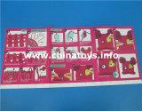 女の子のプラスチックDIY編む一定のおもちゃ(884287)のための教育おもちゃ