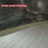 Acido citrico dell'acciaio inossidabile di alta efficienza che vibra setaccio rotativo