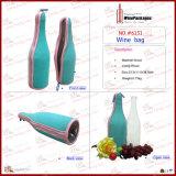 Мешок бутылки вина неопрена одиночный (6151)