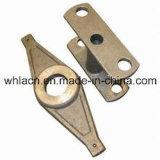 Le véhicule de moulage de précision de précision partie des pièces d'auto (le bâti perdu de cire)