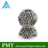 Ímã de NdFeB da esfera D2.5 com material magnético do Neodymium