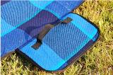 Wasserdichter Picknick-Wolldecke-Arbeitsweg-im Freien kampierende Matte