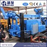 Питьевой DTH бурения используется Borewell буровых установок (HFW400L)