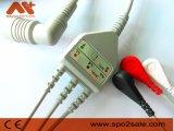 Cable de una sola pieza de Colin Bp88/Bp306 ECG