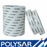 La norme ISO9001 adhésif acrylique double face 130 microns de l'épaisseur de bande de tissu