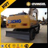 Le XCM Excavatrice à roues big 21 tonnes (XE210W)