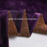 Новые мощности бархатной ткани поставщик из Китая