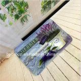 Couvre-tapis 100% antidérapant extérieur de l'étage 3D de polyester