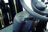 Niuli 4 Diesel van de Ton 4000kg Vorkheftruck met Motor Isuzu