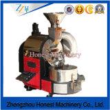 Tostador de café comercial del gas de la alta calidad