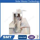 알루미늄 태양 전지판은 알루미늄 금속 지붕 장착 브래킷을 죈다