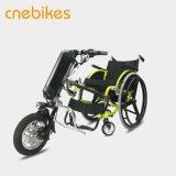 36V 350W en el sillón de ruedas eléctrico Handcycle del motor del eje de rueda