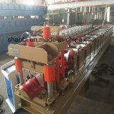 Baumaterial-Metallstahlridge-Schutzkappen-Rolle, die Maschinen-Lieferanten bildet