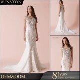 Высокое качество изготовленный на заказ подготавливает сделанное платье венчания