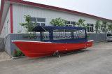 Bateaux de Liya 7-8m à vendre le bateau de Panga de fibre de verre du Fiji à vendre
