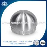 Protezione di estremità rotonda personalizzata del corrimano del tubo dell'acciaio inossidabile per 38.1mm, 42.4mm, 50.8mm