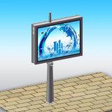 Personalizzato facendo pubblicità al disegno che fa scorrere la struttura Backlit del tabellone per le affissioni