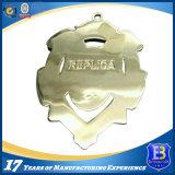 Beëindigt het Glanzende Goud van het Metaal van de douane Medaille voor Eer