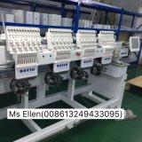 Uso industrial Wy1204c de la máquina de alta velocidad principal multi del bordado de Wonyo