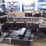 A4 dirigen la impresora ULTRAVIOLETA para la impresión en la pluma de madera de cristal de la caja del teléfono del metal plástico