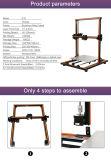 Macchina da tavolino della stampante della stampante 3D 3D di grande formato di configurazione di Anet 3D per le Camere dell'alimento