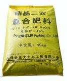 Сплетенный PP мешок мочевины, PP сплетенный составной мешок для питания