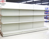 Round Head shelf Grocery net curtain Retail display shelf helped
