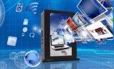 7 supporto WiFi del menu della Tabella dello schermo di pollice HD che fa pubblicità al caricatore mobile per il salone della caffetteria della barra e del ristorante