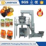 Máquina de embalagem preservada automática cheia das frutas