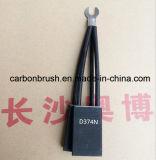 Kohlebürste Qualitätmorgan-D374N für Gleichstrom-Motoren