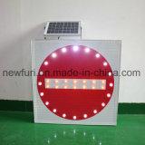 signal d'alarme solaire r3fléchissant de circulation de Speed Limited