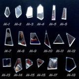 Naai op Bergkristallen met de Vlakke AchterSpiegel van Gaten Acryl naaien-op Steen voor Kleding Decortaions (sW-Spiegel)