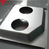 Высокая точность металлической детали из нержавеющей стали прототипа
