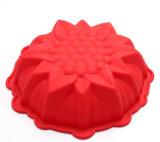 Прессформа торта силикона формы цветка сбывания 2017 новых продуктов горячая
