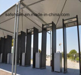 2 LED-Warnungs-Weg durch Metalldetektor für Fabrik-Metallcheck SA-IIIC
