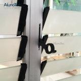 Obturadores de cristal durables de la lámina del control manual
