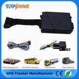 Sistema de rastreamento em tempo real RS232 Rastreador GPS do veículo com sensor de colisão