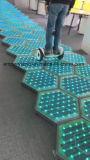 IP68 Водонепроницаемый для использования вне помещений Smart солнечной дороги