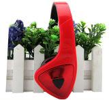 De in het groot Hoofdtelefoons van het Gokken Bluetooth met de Groef van de Kaart van BR