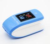 LCD de Impuls Oximeter van de Vingertop van Bluetooth van de Vertoning met Goedgekeurd Ce