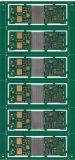 Doppeltes versah Elektronik Fr4 gedruckte Schaltkarte von der schnellen Drehung-Leiterplatte-Fabrik mit Seiten